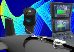 Sonar & Onboard systems - SAES